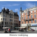 Historic Linkoping Buildings. Stockholm.